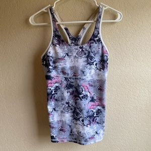 Lululemon Rose Tank Top
